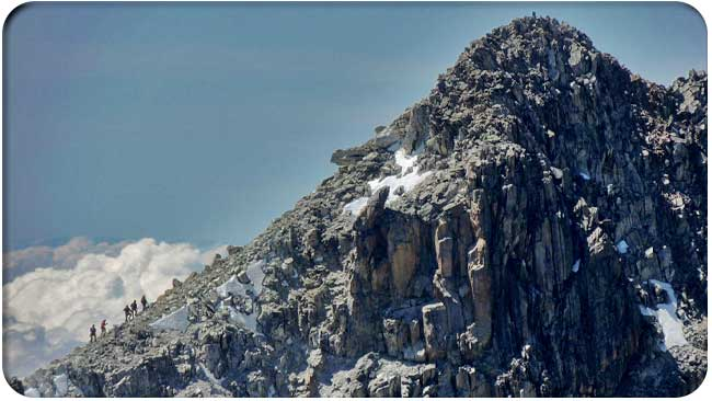 Parque Nacional Sierra Nevada - Mérida