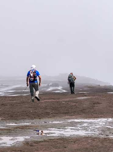 mochila de montaña, trekking, senderismo